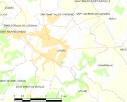 Jonzac – Wikipedia