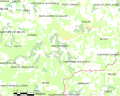 Map commune FR insee code 24488.png