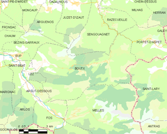 Map commune FR insee code 31085.png