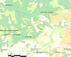 Map commune FR insee code 40179.png