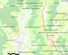 Map commune FR insee code 73278.png