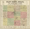 Map of Grant County, Indiana. LOC 2013593196.tif