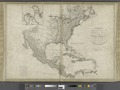 Map of North America, published under the Patronage of Duke of New Orleans by D'Anville for J. Harrison, London, January 1791. NYPL2020699.tiff