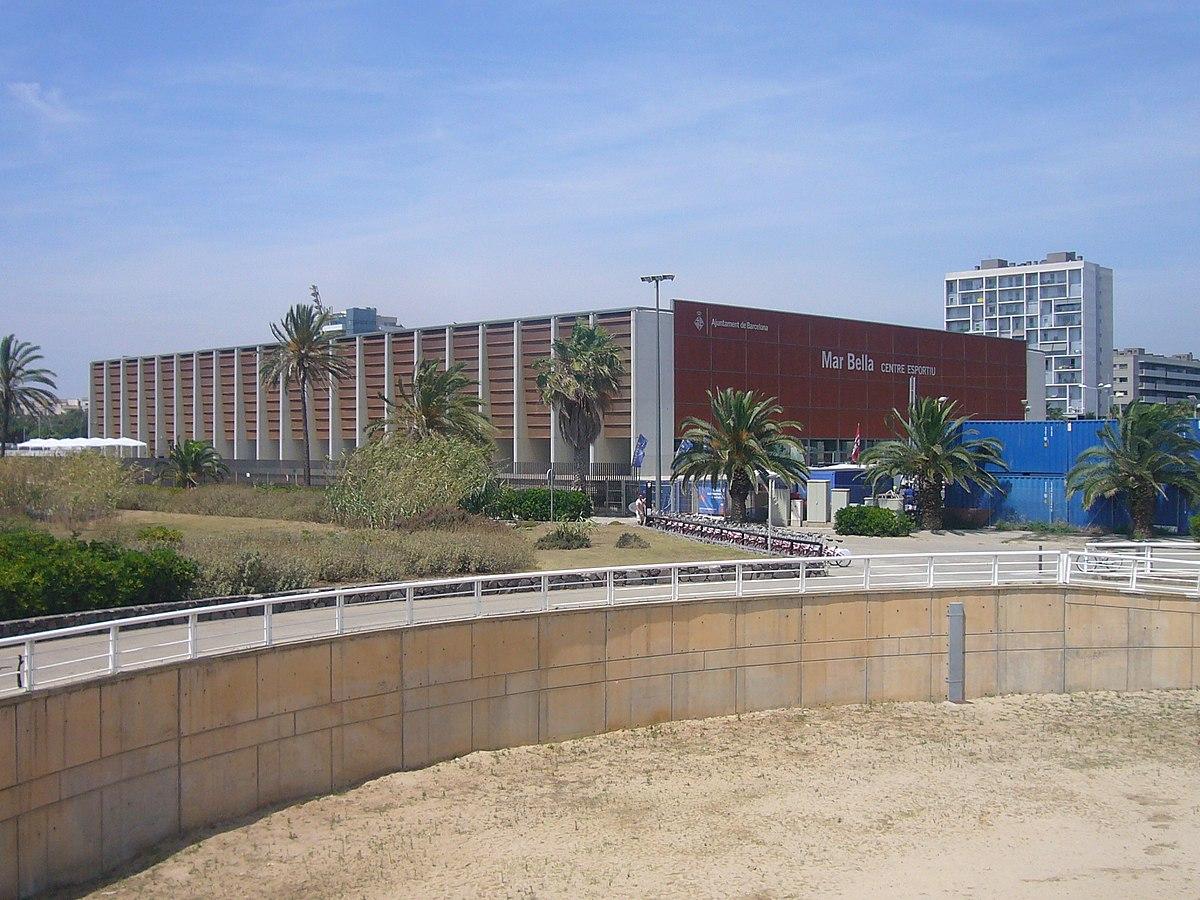 Pavell de la mar bella wikipedia - Piscina municipal mataro ...