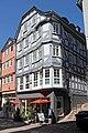 Marburg Barfüßerstraße 35 Grimm-Haus von O 02.JPG