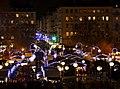 Marché de Noël de Lyon au soir du 8 décembre 2017.JPG