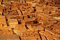 Marchés et forum de Trajan - maquette de Paul Bigot.jpg