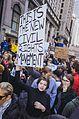 March against Trump, New York City (30648513990).jpg