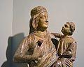 Mare de Déu amb el nen, (detall) Museu de Belles Arts de València.JPG