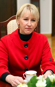 Margot Wallströmová