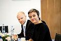 Margrethe Vestager, ekonomi- och inrikesminister Danmark. Nordiska radets session i Kopenhamn 2011 (3).jpg