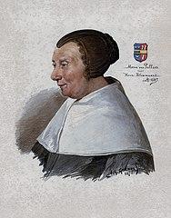 Afbeelding van Maria van Pallaes (Wikipedia)