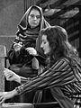 Marie Hamel en Bep Dekker (1961).jpg