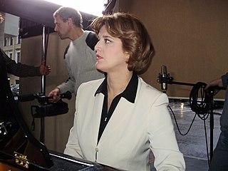 Marina Osman Belarusian concertmaster pianist and piano teacher
