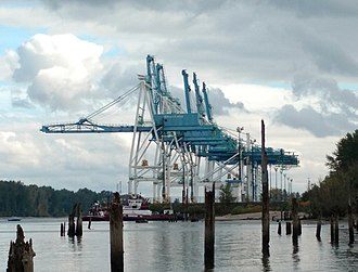 Port of Portland (Oregon) - Marine Terminal 6