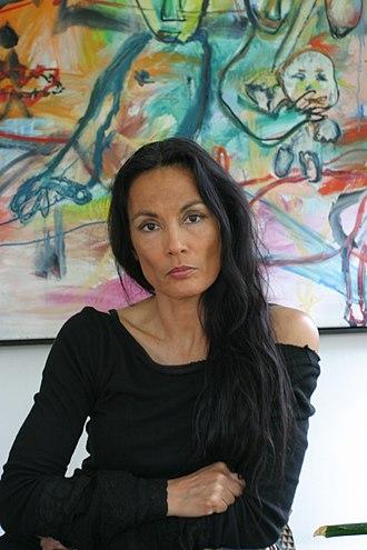 Marion Bloem - Marion Bloem, Indo author, 2007.