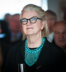 Marjorie Scardino at Financial Times 125th Anniversary Party, London, in June 2013.jpg