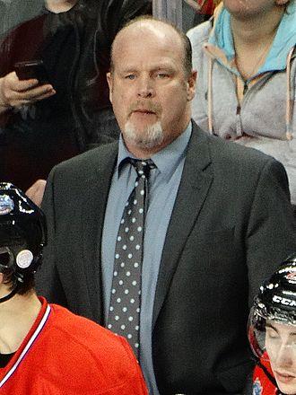 Mark Hunter (ice hockey) - Image: Mark Hunter Cgy