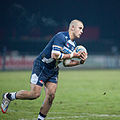 Mark Jennings - US Oyonnax vs. Sale Sharks, 5th December 2013.jpg