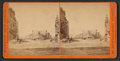 Market and Post Sts., from Second, S.F, from Robert N. Dennis collection of stereoscopic views.png