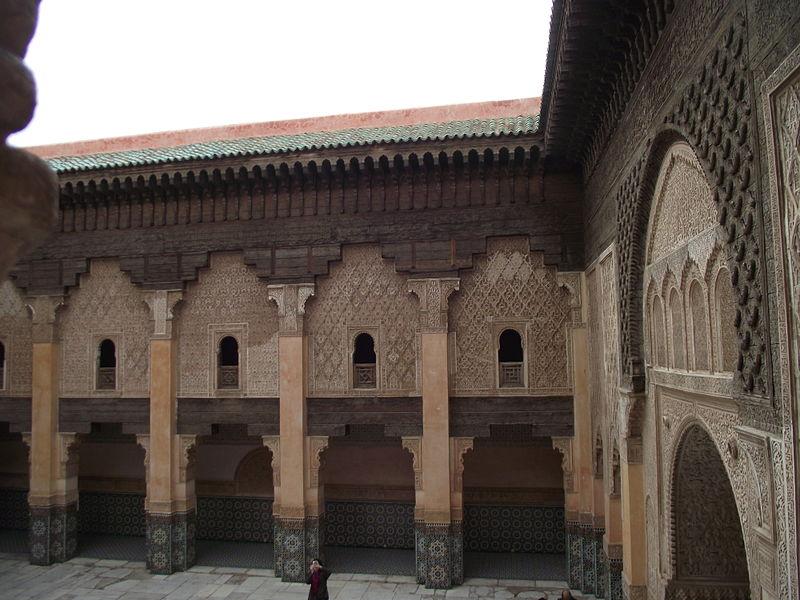 File:Marrakech, Medersa Ben Youssef 08.jpg