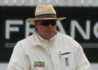 Martin Saggers English cricketer