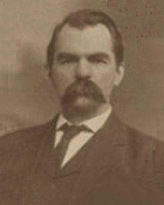 Martin Williams (politician) - Image: Martin Williams 1914