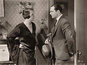 Behind Office Doors - Mary Astor and Ricardo Cortez