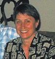 Mary Voytek. Image from Usgs.gov website. File name is MAV2. Crop.jpg