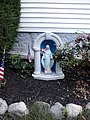Mary flags front yard Medford, MA.jpg