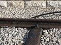 Maryland ברכבת העמק (הכיתוב על הפסים מעל הגשר הטורקי).JPG