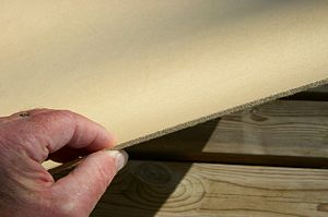 Masonite - Masonite board