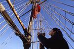 Mast of Brig Beaver (8637746214).jpg
