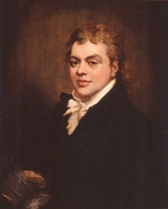 Mather Brown - Self-portrait, 1812