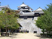 Matsuyama castle(Iyo)6.JPG