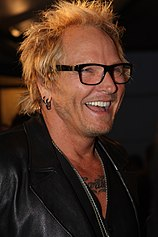 Matt Sorum in 2012.