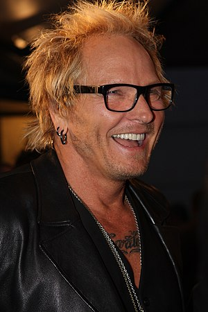 Matt Sorum - Sorum in 2011.