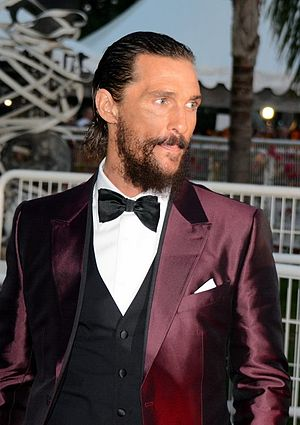 Matthew McConaughey - McConaughey at the 2015 Cannes Film Festival