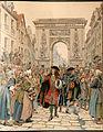 Maurice Leloir Le Roy Soleil - Boufflers calmant l'émeute en 1709.jpg