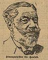 Max Honsell, *1843 †1910, Wasserbauingenieur, Professor in Karlsruhe, Großherzoglich Badischer Finanzminister.jpg