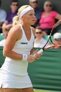 Patricia Mayr-Achleitner Austrian tennis player