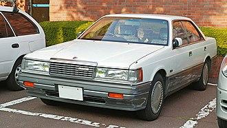 Mazda Luce - Image: Mazda HC Luce 001