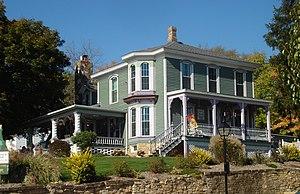 McCaffrey House - Image: Mc Caffrey House