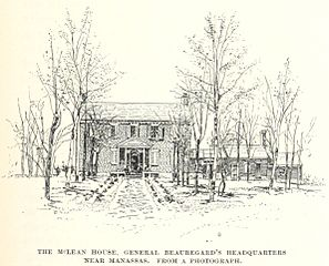 Wilmer McLean's House