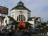 Medan railway station - Wikipedia