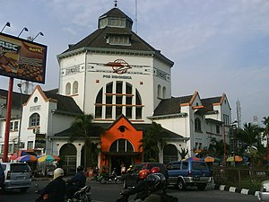 Medan-post-office
