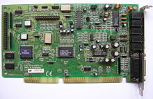 Mediaforte Sound Card 256-3D Last
