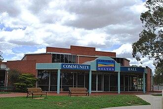 Melton, Victoria - Community Hall