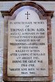 Memorial to Thomas Crow Kirk in Ripon Cathedral.jpg