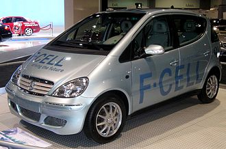 Mercedes-Benz A-Class - Mercedes-Benz A-Class F-Cell concept